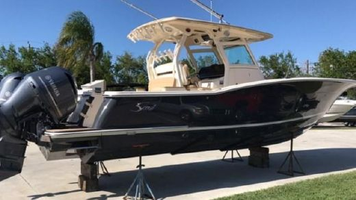 2017 Scout Boats 350 LXF