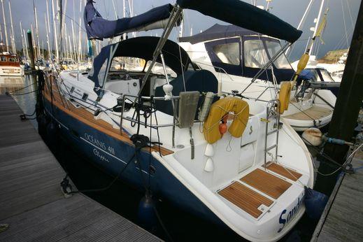 2002 Beneteau Oceanis 411 Clipper