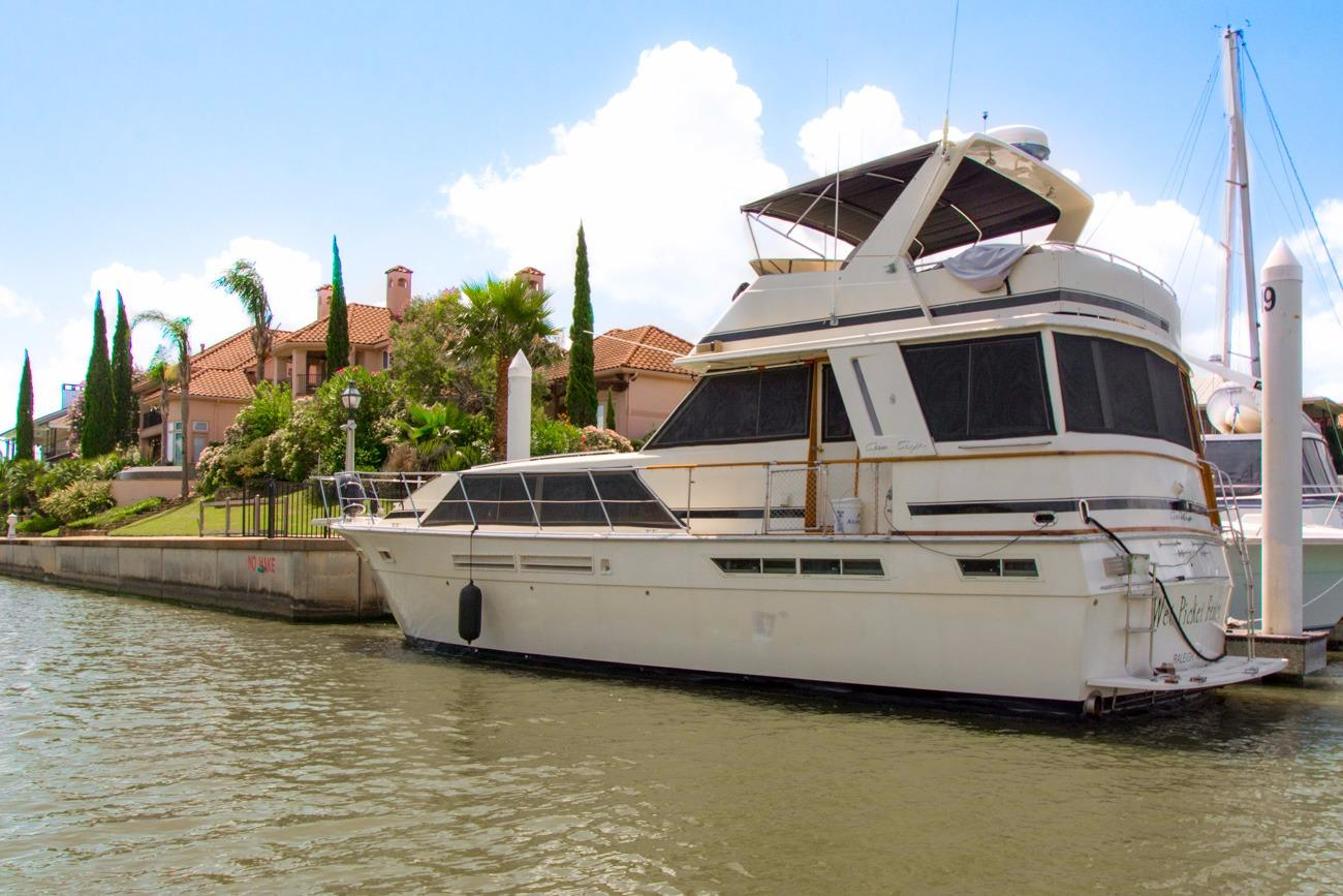 chris craft constellation 1987 chris craft 460 constellation power boat for 1287
