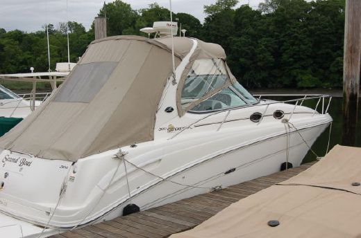 2002 Sea Ray Sundancer