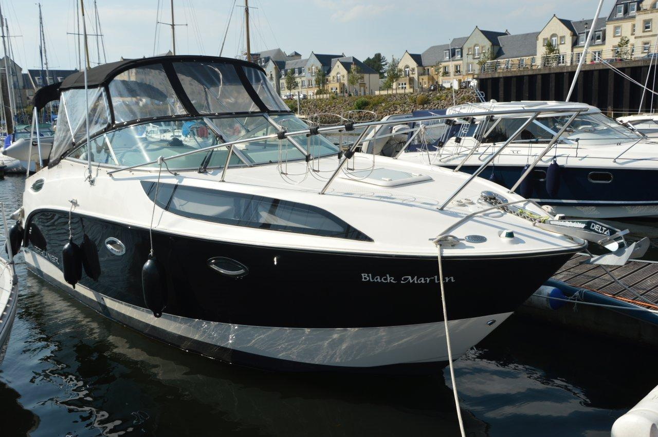 2010 Bayliner 255 Cruiser Power New And Used Boats For Sale