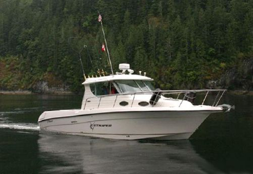 2006 Seaswirl 2901 Striper DIESEL Pilothouse Walk Around