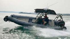 2020 Ocean Craft Marine 8.4M Amphibious