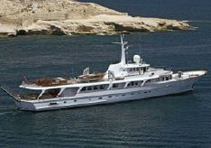 1968 Arsenal Do Alfeite 164' Classic Motor Yacht