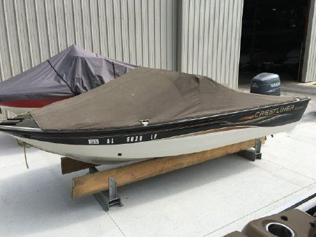 2004 Crestliner 1850 SPORT FISH