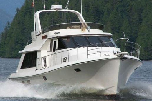 1987 Ponderosa Pilothouse