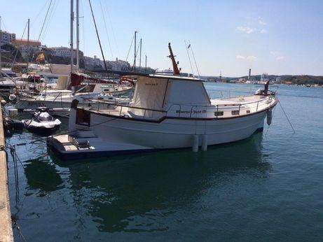 2001 Menorquin Yacht 130