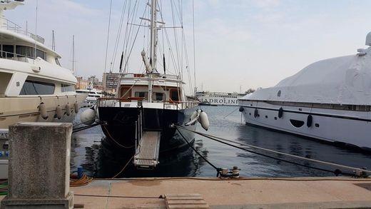 1988 Ortona Navi Sailing Yacht