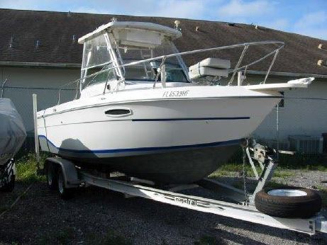 1993 Seaswirl Striper 210