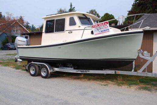 2017 Eastern Boats 220 SISU HT