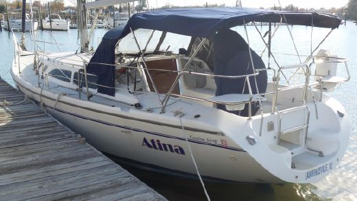 2002 Catalina 34