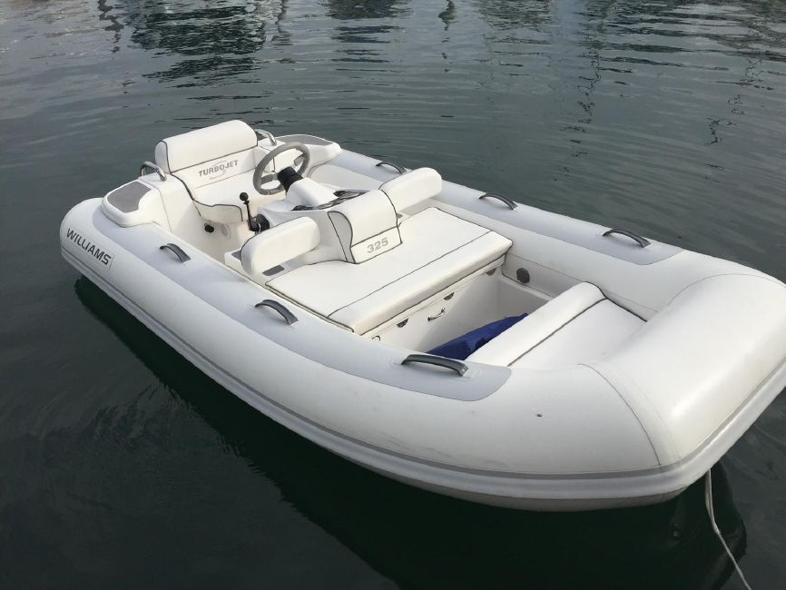 Fairline 62 Squadron Tender Included