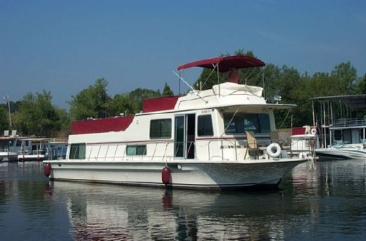 1987 Harbor Master 520 Walk-Around