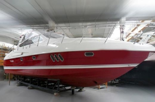 2006 Airon Marine 4300 hard top