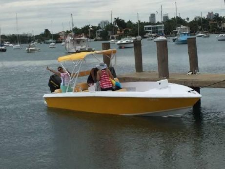 2000 Jaws 24 Center Console