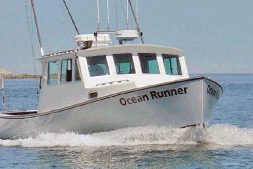 2007 Northern Bay Sportfish - Downeast Charter Fishing Boat