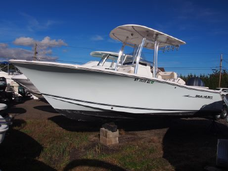 2013 Sea Hunt Ultra 225