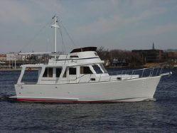 2009 Marine Trader EuroSedan Galley UP model