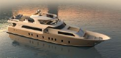 2016 Ares Custom Yachts Diesel Electric Hybrid