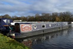 2006 Narrowboat Maesbury Marine Services SEMI TRADITIONAL STERN