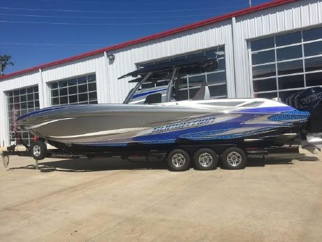 2018 Sunsation Powerboats 34 CCX Diamond Edition