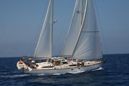 2008 Amel 54 - Blue Water ketch