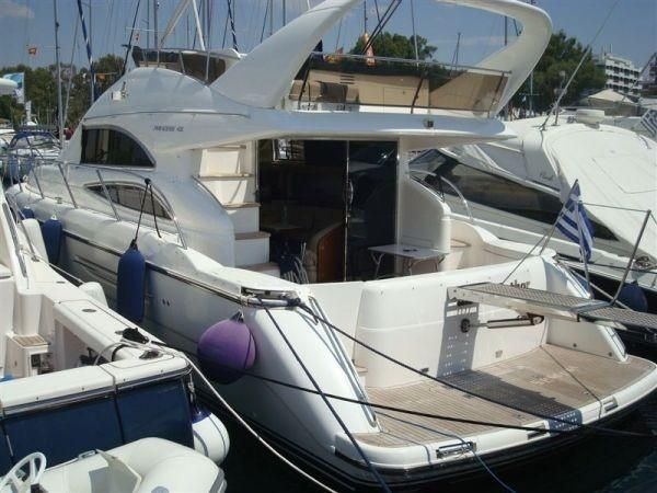 2004 Princess 45 Flybridge Power Boat For Sale - www yachtworld com