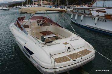 1996 Cranchi Corallo 840