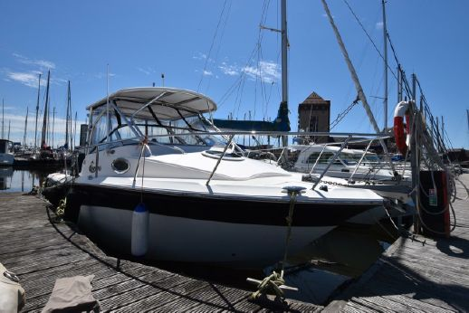 2008 Sea Fox 256WA Pro Series