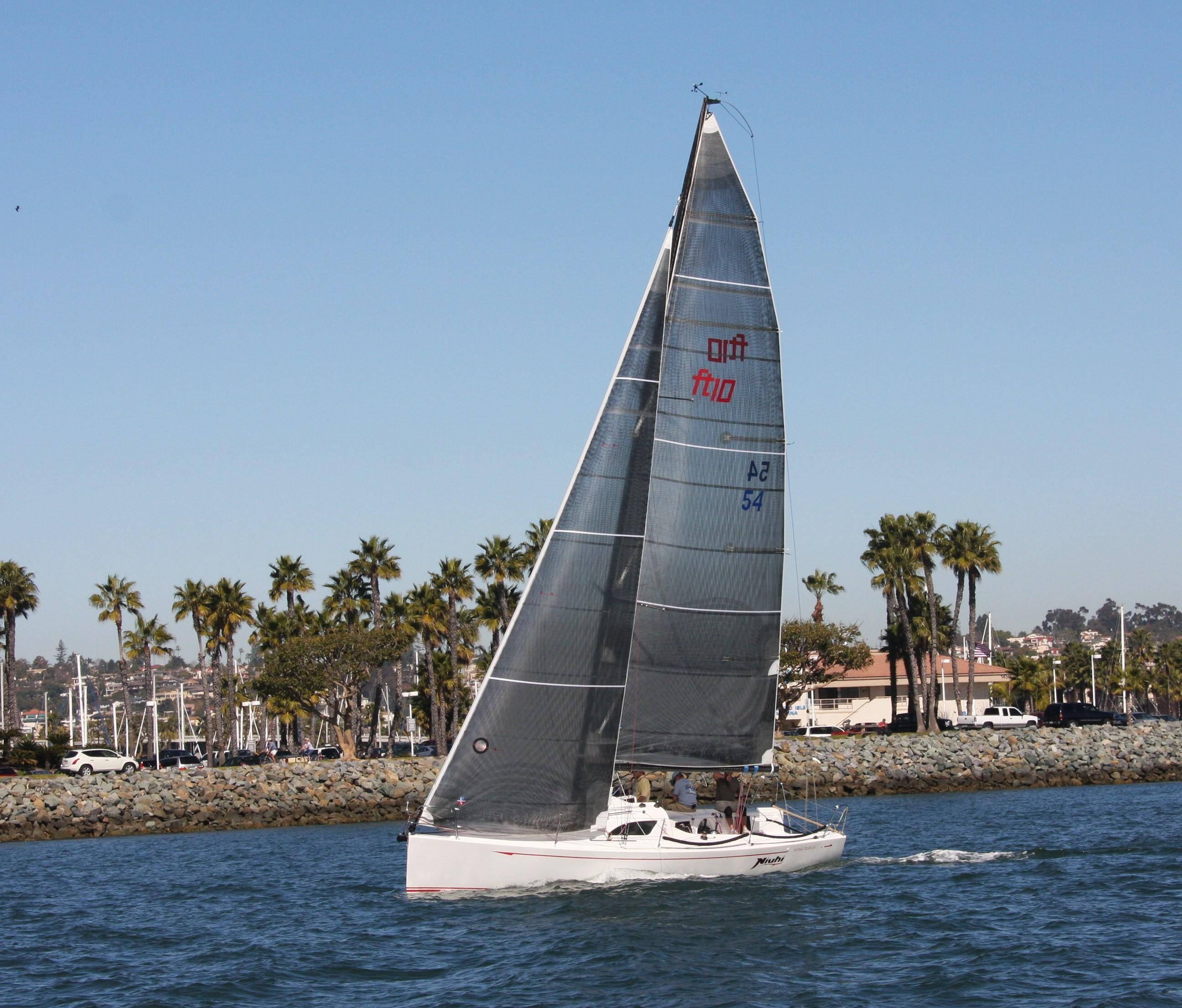 2007 Flying Tiger 10m Sail Boat For Sale Www Yachtworld Com