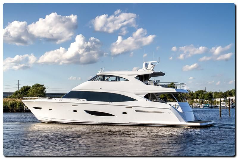 2018 Viking 93 Motor Yacht Power New And Used Boats For Sale