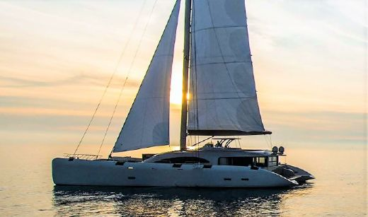 2016 Custom Catamaran Jamadhar 100
