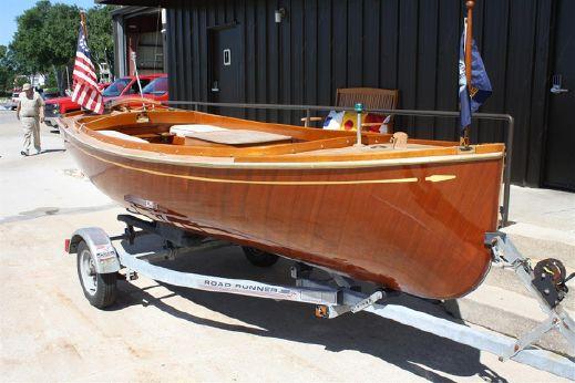 1981 James A Bock Custom Launch