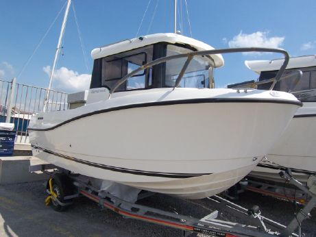 2014 Quicksilver 555 PILOTHOUSE