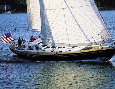 2005 Hinckley Sou'wester 61