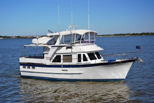 1983 Defever 44 Stabilized Trawler