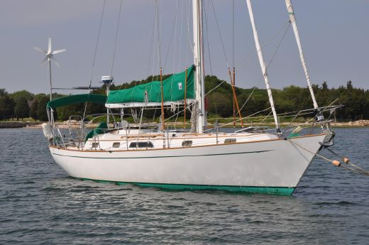 1983 Passport 40' Cutter