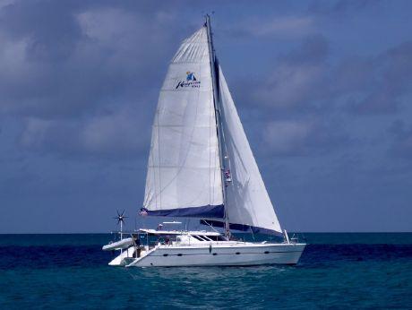 2010 Custom Knysna Catamaran