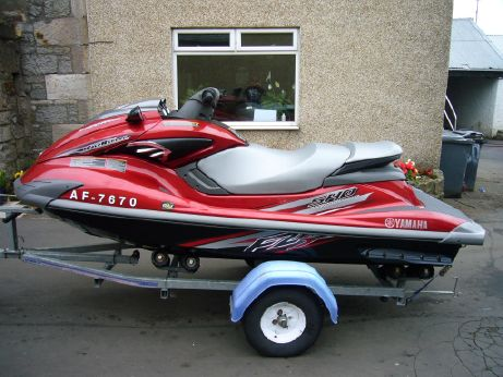 2011 Yamaha FZS