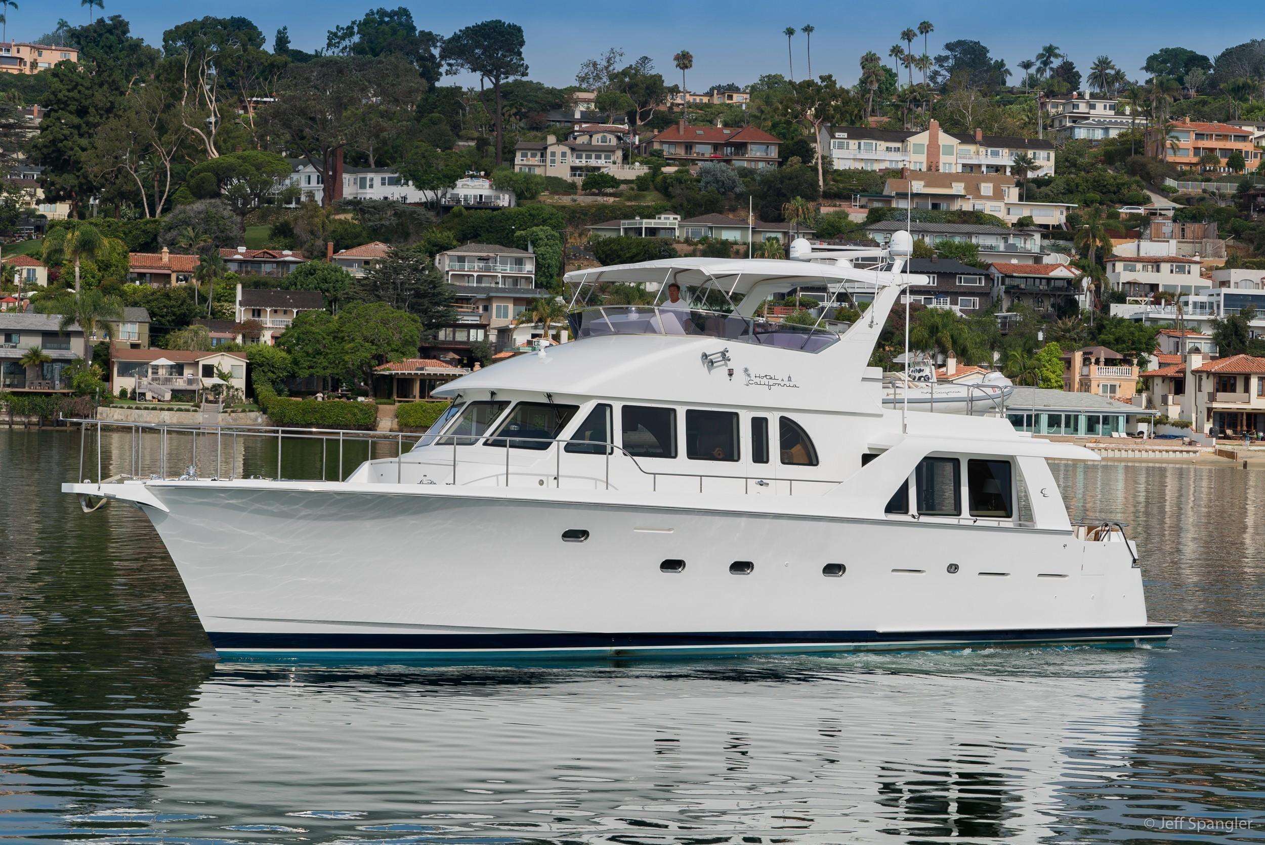 2002 cheoy lee motoryacht power boat for sale www for Worldwide motors san diego ca