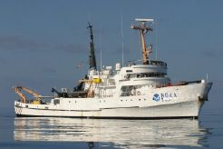 1966 Custom NOAA Research Ship