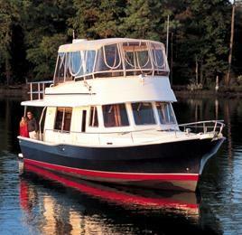 2003 Mainship 400 Trawler