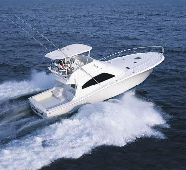 2001 Luhrs 50 Convertible