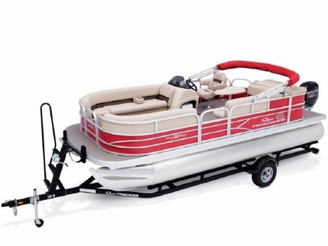 2017 Suntracker PARTY BARGE® 20 DLX
