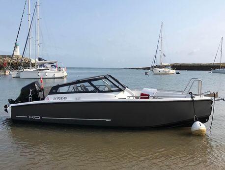 2016 Xo Boats 250 OPEN