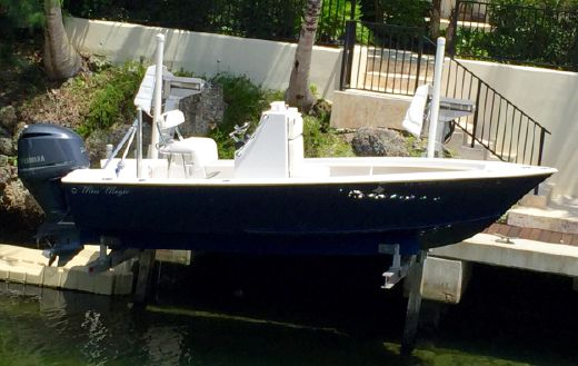 1974 Seacraft 20' Potter Hull Completely Rebuilt