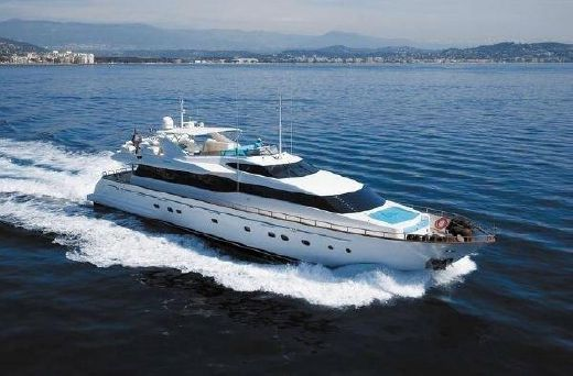 2002 Falcon Yachts 101