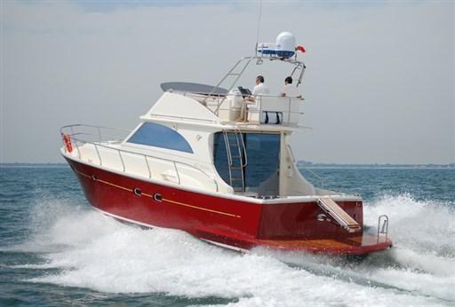2010 Cantieri Estensi 460 GOLDSTAR FLY