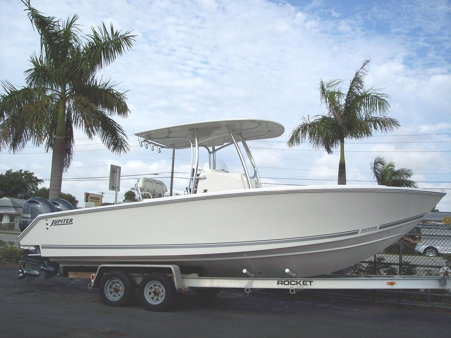 2018 Jupiter 26 Fs Power New And Used Boats For Sale