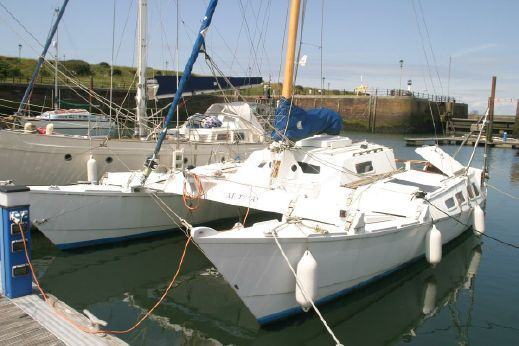 2005 Wharram Tiki 30 catamaran